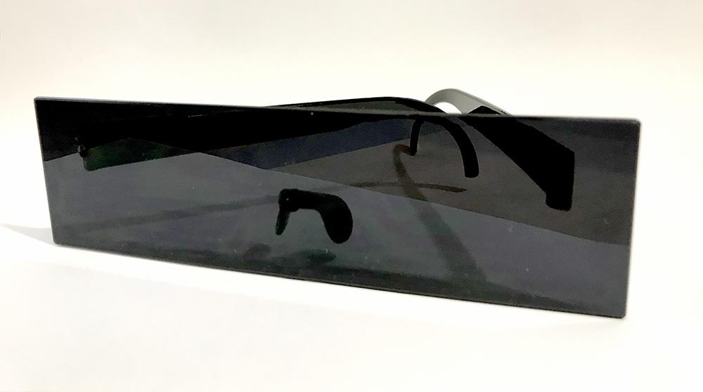 Zensurbalken Brille